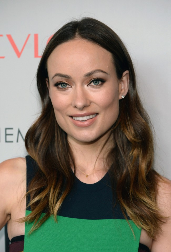 Olivia Wilde attends Sony Pictures Classics' 'Third Person' screening hosted by The Cinema Society and Revlon at Landmark Sunshine Cinema on June 17, 2014 in New York City.