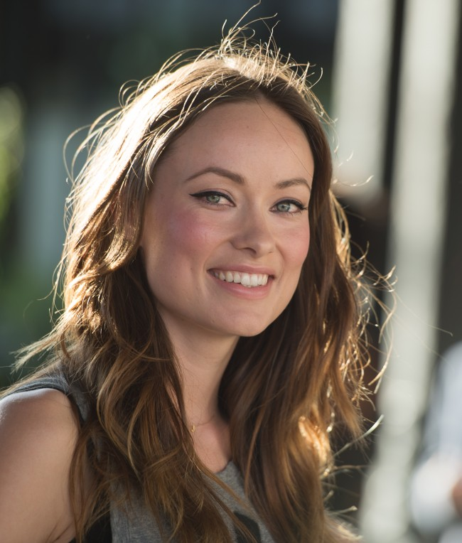 : Olivia Wilde attends the Ghetto Film School 10th annual apring benefit at The Standard Biergarten on June 18, 2014 in New York City.