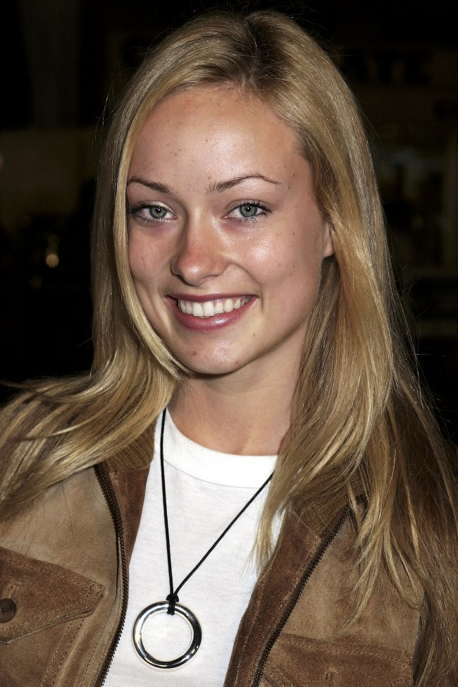 WESTWOOD, CA - OCTOBER 8: Actress Olivia Wilde attends the Los Angeles film premiere of 'Veronica Guerin' at the Bruin Theatre on October 8, 2003 in Westwood, California. The film 'Veronica Guerin' opens nationwide on October 17, 2003