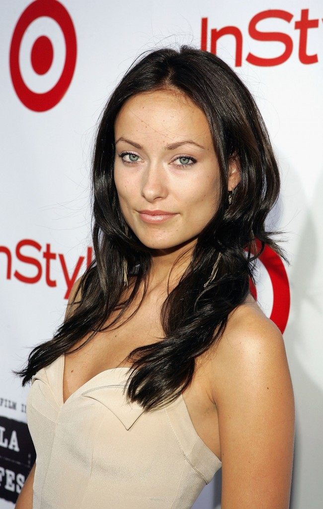 WESTWOOD, CA - JUNE 28: Actress Olivia Wilde arrives at the Los Angeles Film Festival Spirit Of Independence Award Ceremony Honoring Charlize Theron, held at The W Hotel, on June 28, 2006 in Westwood, California (