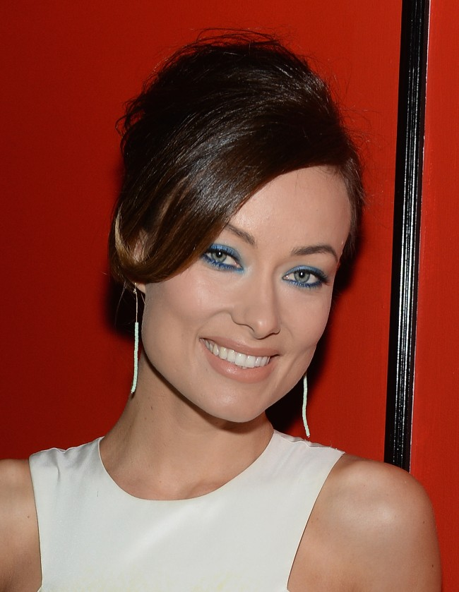 NEW YORK, NY - APRIL 08: Marie Claire honors Olivia Wilde and her April cover on April 8, 2013 in New York City