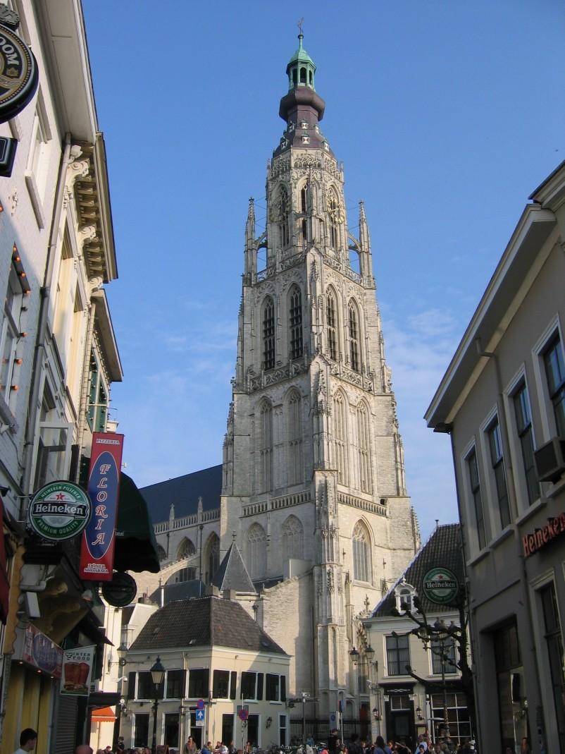 35 Fantastic Photos Of The Grote Kerk In Breda Netherlands