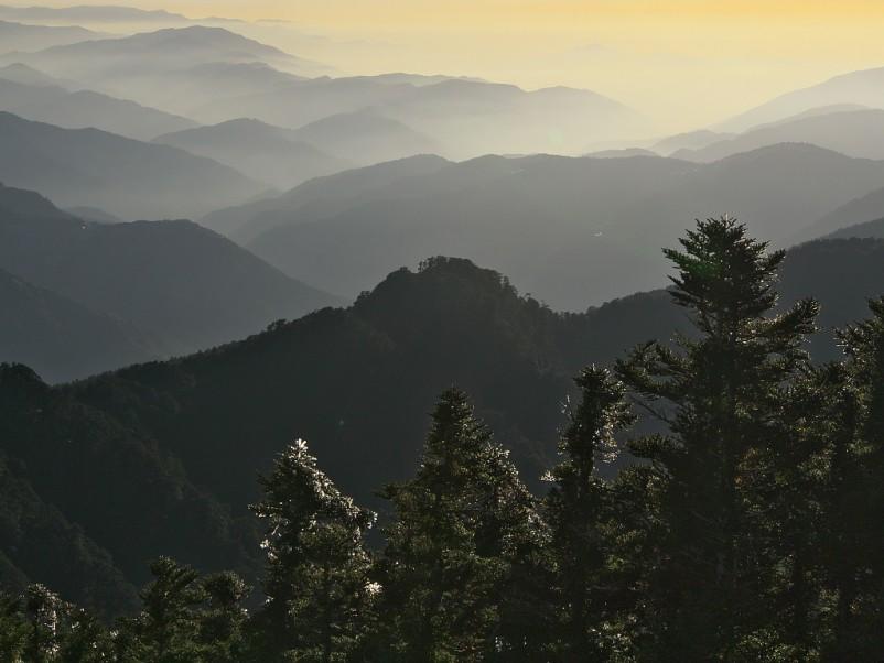 Hehuanshan in Taiwan 4