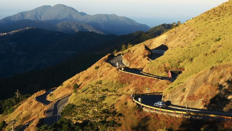 Hehuanshan in Taiwan 8