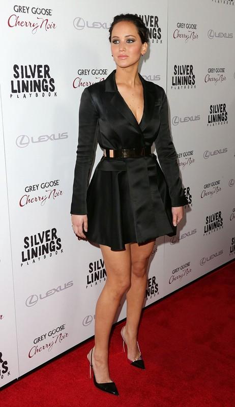 | Oscar Winner Jennifer Lawrence Nude Photos Leak Online