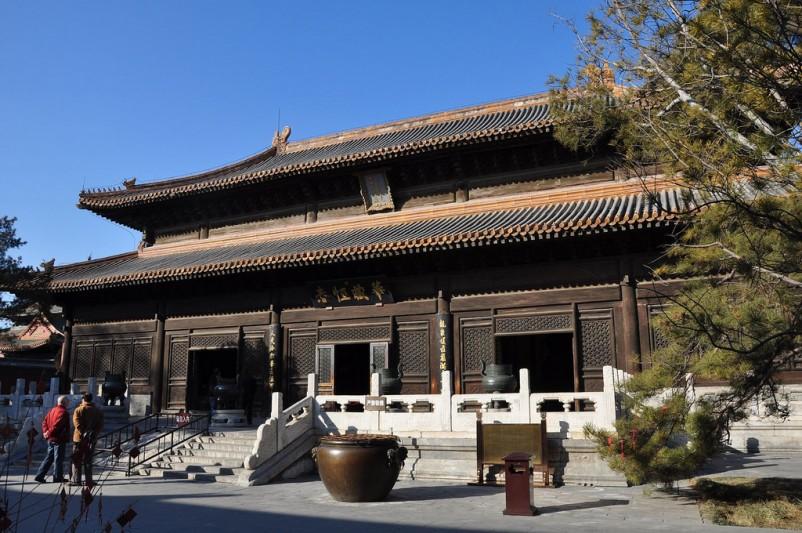 Beijing Jingshan park 10