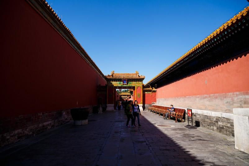 Beijing Jingshan park 15