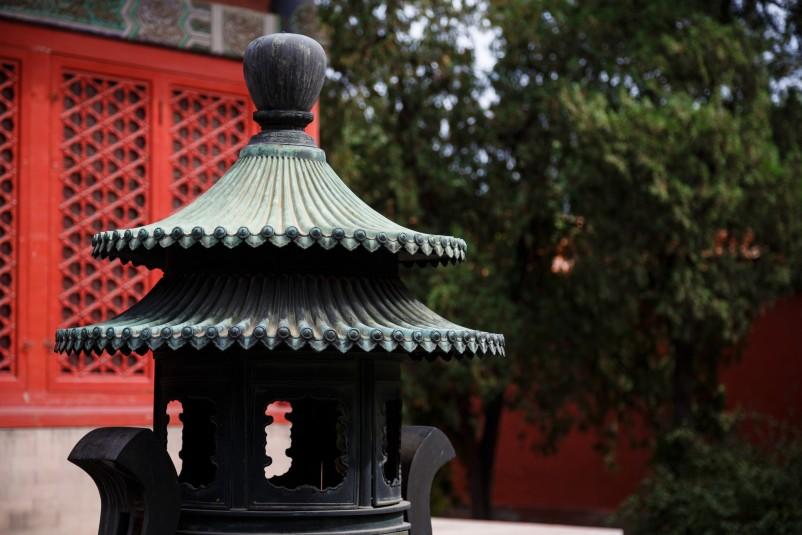 Beijing Jingshan park 16