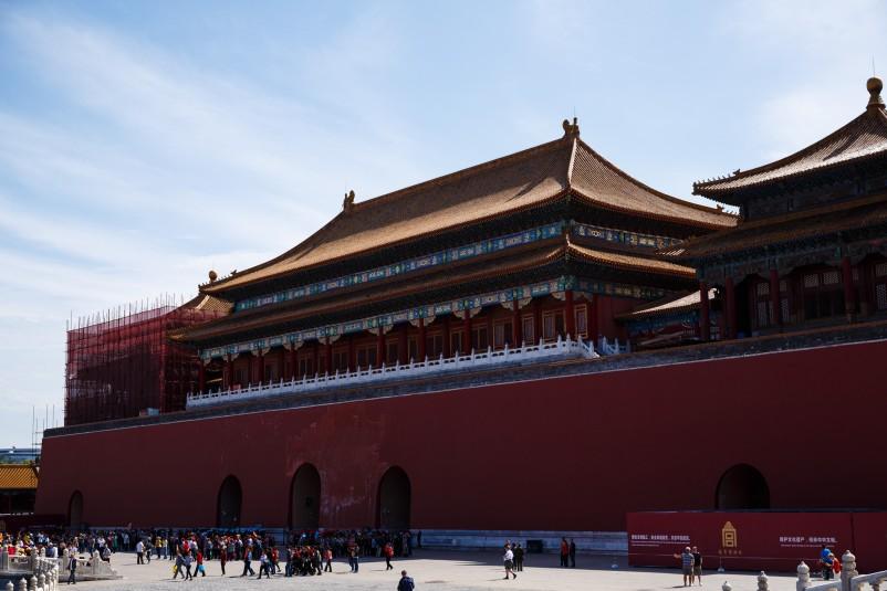 Beijing Jingshan park 22