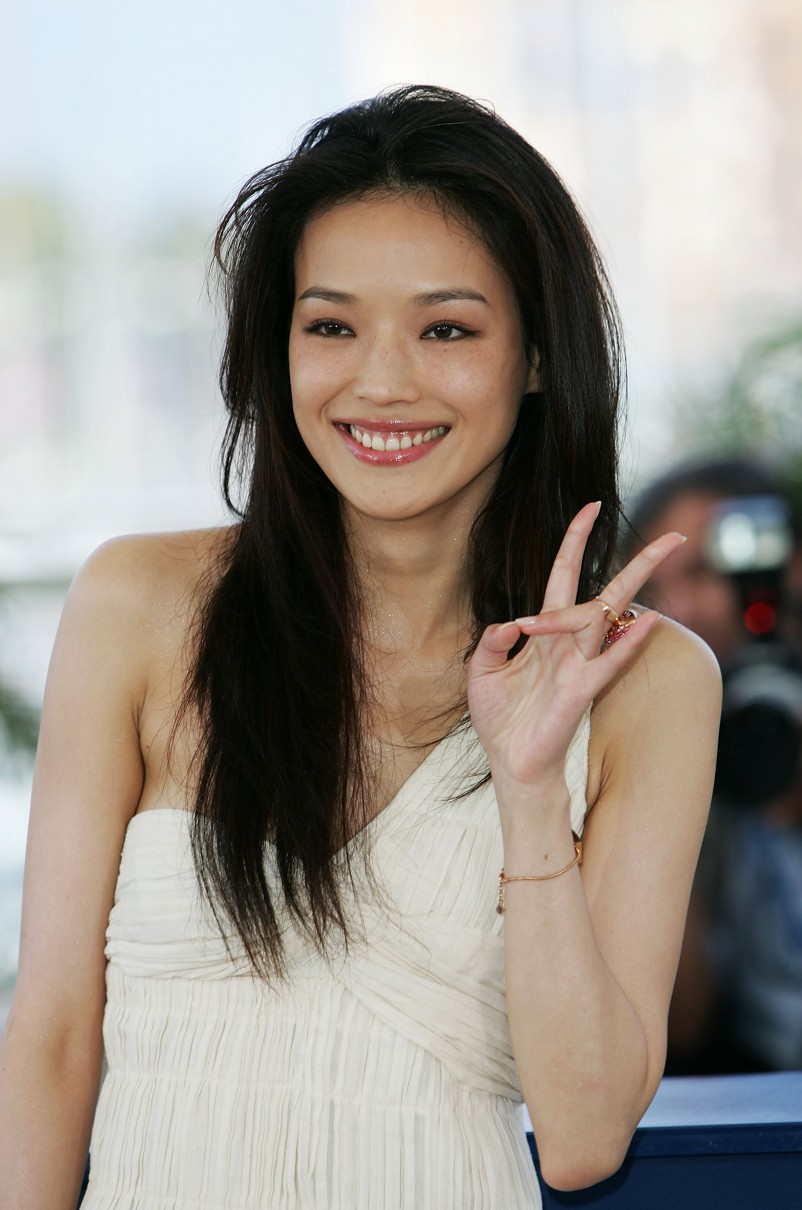SHU QI at The Assassin Photocall at Cannes Film Festival