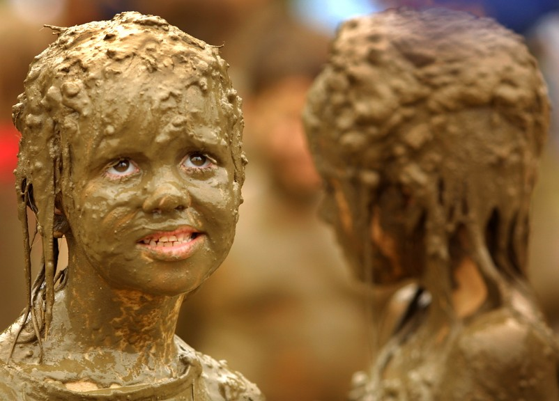 celebration of Mud Day 2