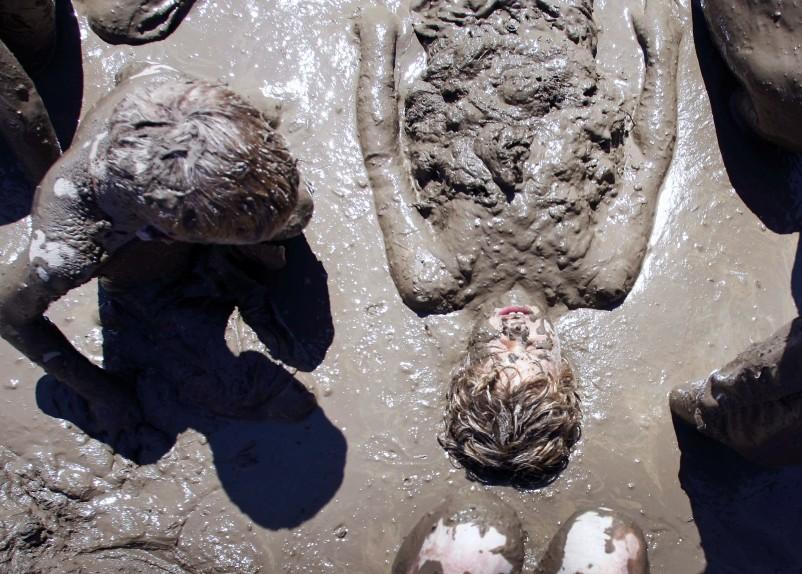 celebration of Mud Day 5