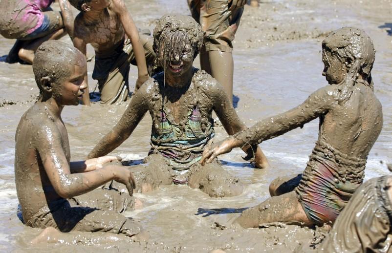 celebration of Mud Day 8
