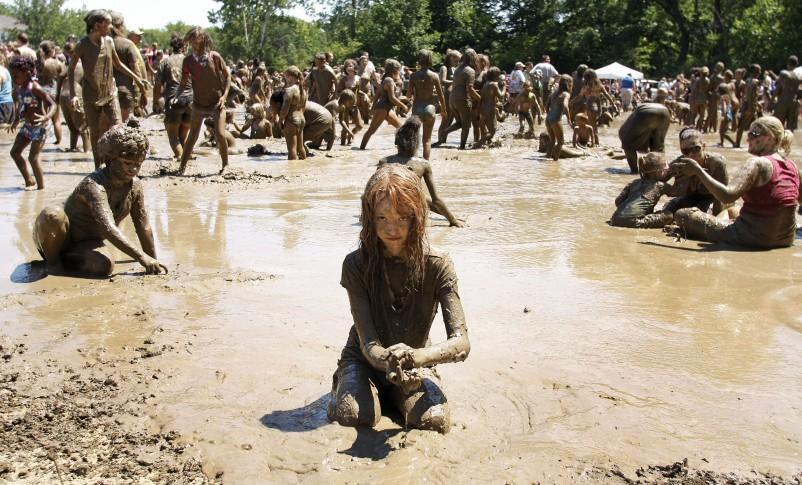 celebration of Mud Day 13