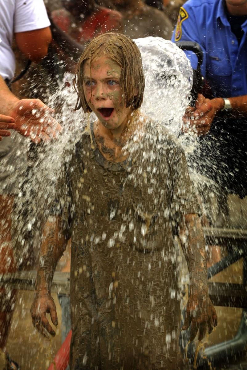 celebration of Mud Day 16