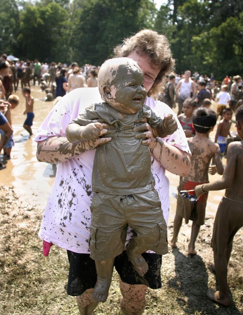 celebration of Mud Day 29