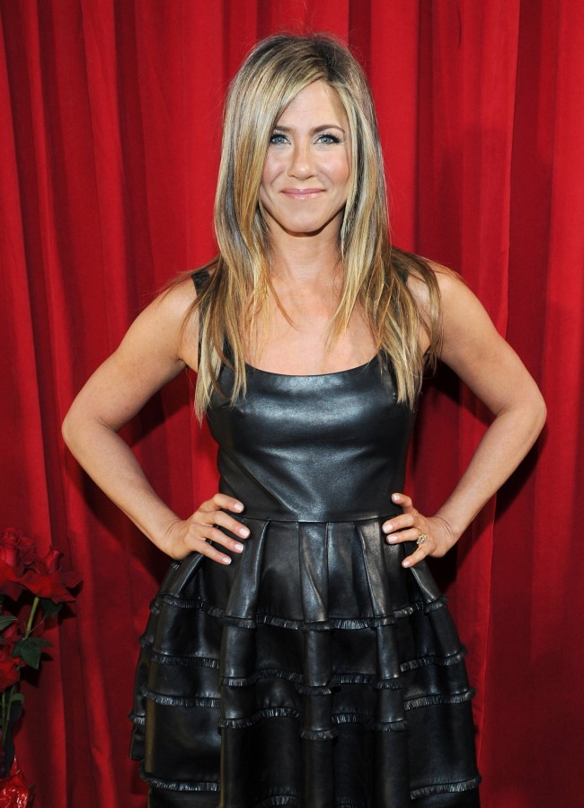 LOS ANGELES, CA - JANUARY 09: Actress Jennifer Aniston attends the 39th Annual People's Choice Awards at Nokia Theatre L.A. Live on January 9, 2013 in Los Angeles, California.