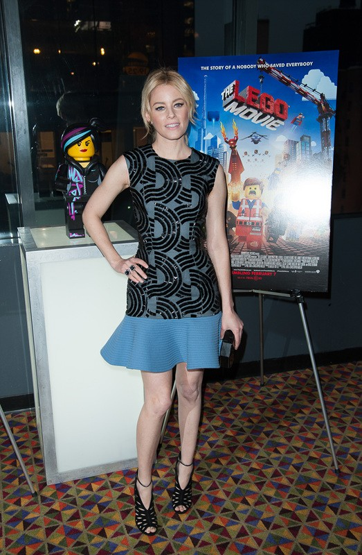 Stunning Photos Of The Funny And Talented Elizabeth Banks