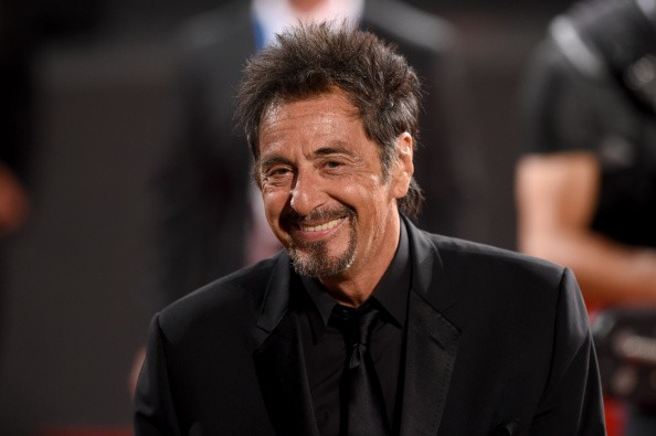 VENICE, ITALY - AUGUST 30: Al Pacino attends 'The Humbling' premiere during the 71st Venice Film Festival on August 30, 2014 in Venice, Italy.