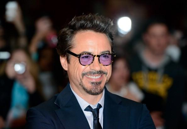 LONDON, ENGLAND - APRIL 19: Robert Downey Jr attends Marvel Avengers Assemble European Premiere at Vue Westfield on April 19, 2012 in London, England. on April 19, 2012 in London, England.