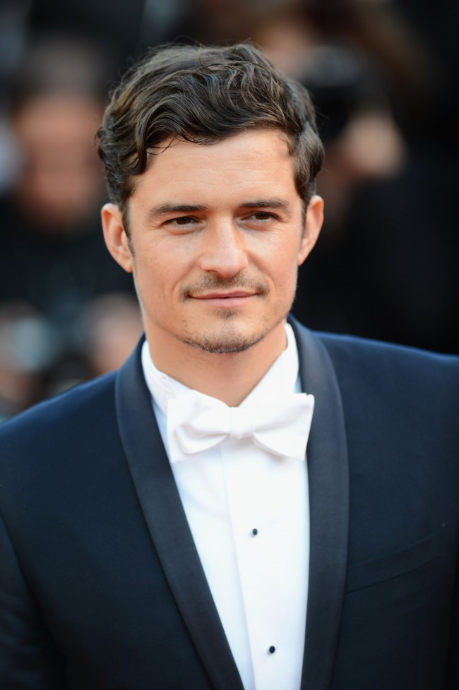 CANNES, FRANCE - MAY 26: Actor Orlando Bloom attends the 'Zulu' Premiere and Closing Ceremony during the 66th Annual Cannes Film Festival at the Palais des Festivals on May 26, 2013 in Cannes, France.