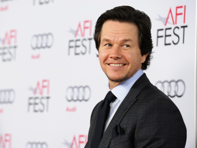 HOLLYWOOD, CA - NOVEMBER 10: Actor Mark Wahlberg attends the screening of 'The Gambler' during the AFI FEST 2014 presented by Audi at Dolby Theatre on November 10, 2014 in Hollywood, California.