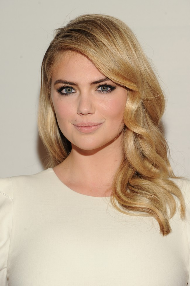 NEW YORK, NY - SEPTEMBER 05: Model Kate Upton attends The Daily Front Row Second Annual Fashion Media Awards at Park Hyatt New York on September 5, 2014 in New York City.