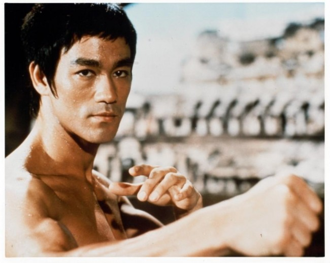 A file photo of Bruce Lee