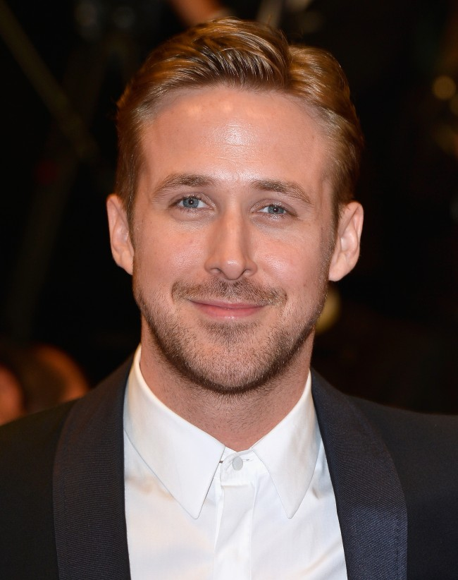 CANNES, FRANCE - MAY 20: Ryan Gosling attends the 'Lost River' premiere during the 67th Annual Cannes Film Festival on May 20, 2014 in Cannes, France.