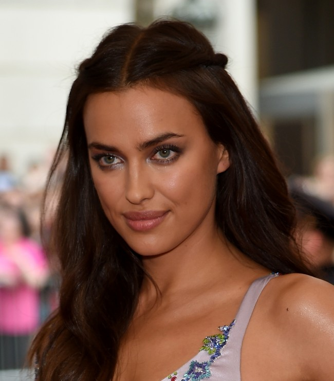 NEW YORK, NY - MAY 04: Irina Shayk attends the 'China: Through The Looking Glass' Costume Institute Benefit Gala at the Metropolitan Museum of Art on May 4, 2015 in New York City.