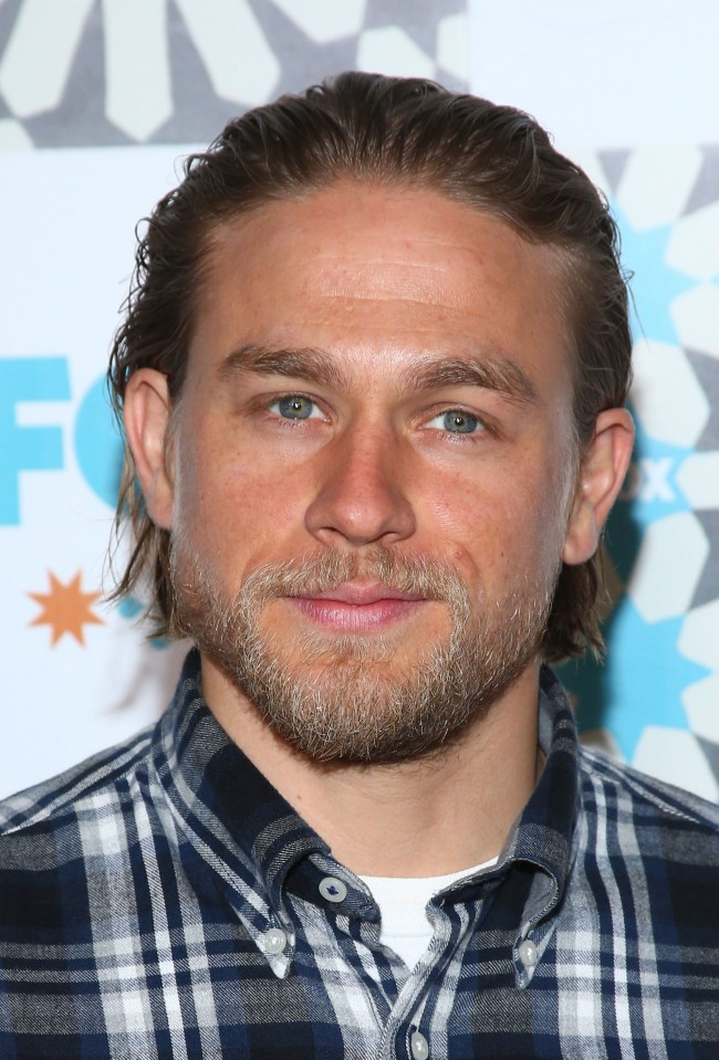 WEST HOLLYWOOD, CA - JULY 20: Actor Charlie Hunnam attends the Fox Summer TCA All-Star party held at the SOHO house on July 20, 2014 in West Hollywood, California.