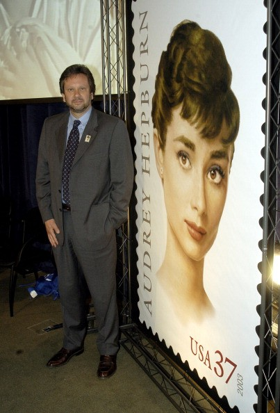 Sean Ferrer during US Postal Service Unveils Hollywood Legend Stamp of Audrey Hepburn at Childrens Hospital of Los Angeles in Los Angeles, CA, United States.