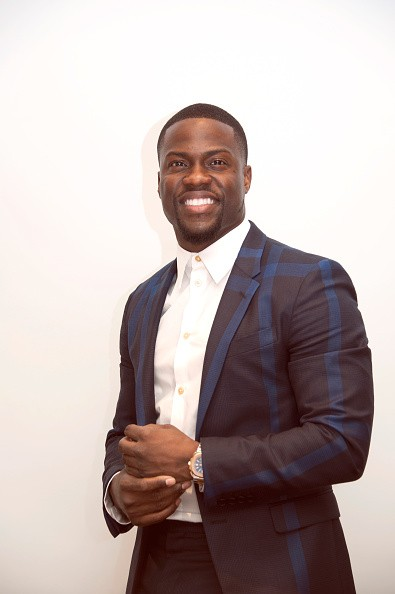 Actor Kevin Hart is photographed on January 6, 2015 in Los Angeles, California.