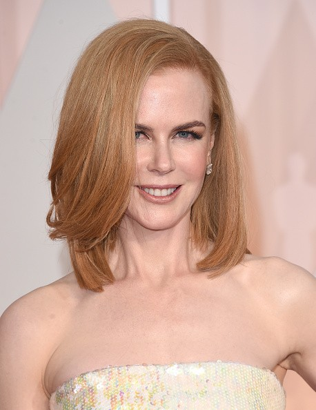 Caption:HOLLYWOOD, CA - FEBRUARY 22: Actress Nicole Kidman attends the 87th Annual Academy Awards at Hollywood & Highland Center on February 22, 2015 in Hollywood, California. (Photo by Jason Merritt/Getty Images)