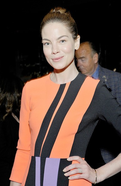 Caption:LOS ANGELES, CA - FEBRUARY 20: Actress Michelle Monaghan attends Women In Film Pre-Oscar Cocktail Party presented by MaxMara, BMW, Tiffany & Co., MAC Cosmetics and Perrier-Jouet at Hyde Sunset Kitchen + Cocktails on February 20, 2015 in Los Angeles, California. (Photo by John Sciulli/Getty Images for WIF & Perrier-Jouet)