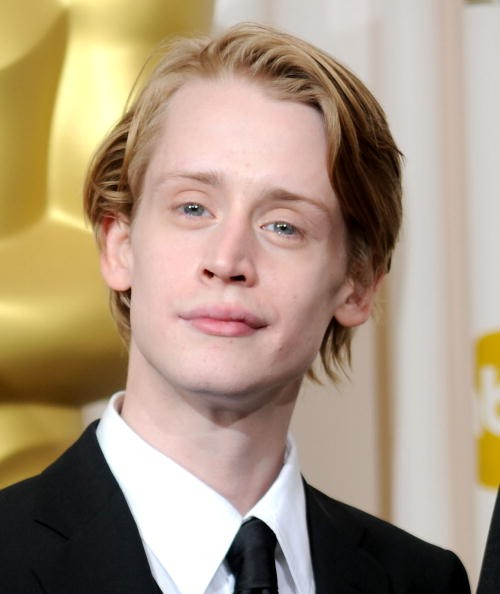 Caption:HOLLYWOOD - MARCH 07: (EDITORS NOTE: NO ONLINE, NO INTERNET, EMBARGOED FROM INTERNET AND TELEVISION USAGE UNTIL THE CONCLUSION OF THE LIVE OSCARS TELECAST) Actor Macaulay Culkin poses in the press room at the 82nd Annual Academy Awards held at Kodak Theatre on March 7, 2010 in Hollywood, California. (Photo by Jason Merritt/Getty Images)