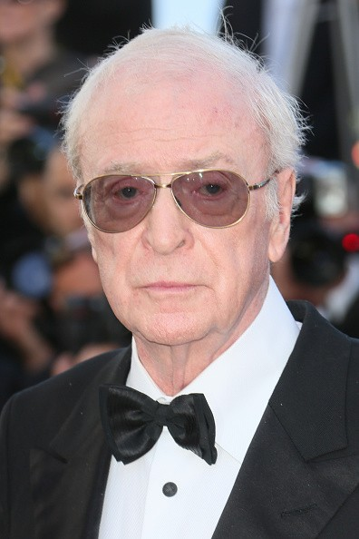 Michael Caine attends the 'Youth' premiere during the 68th annual Cannes Film Festival on May 20, 2015 in Cannes, France.