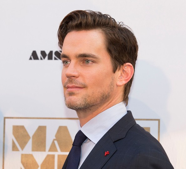 Matt Bomer attends the Amsterdam premiere of 'Magic Mike XXL' on July 1, 2015 in Amsterdam, Netherlands.