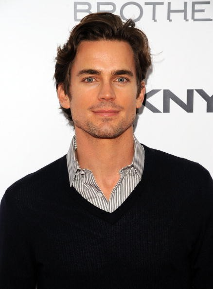 Actor Matthew Bomer attends The Cinema Society, Details and DKNY screening of 'Brothers' at the SVA Theater on November 22, 2009 in New York City.