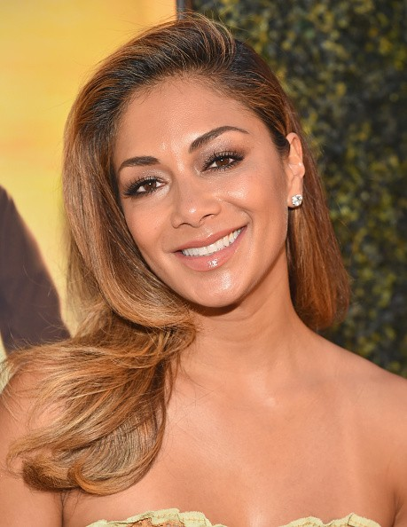 Caption:HOLLYWOOD, CA - MAY 04: Recording artist Nicole Scherzinger attends the premiere of Roadside Attractions' & Godspeed Pictures' 'Where Hope Grows' at The ArcLight Cinemas on May 4, 2015 in Hollywood, California. (Photo by Alberto E. Rodriguez/Getty Images)