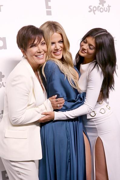 Kris Jenner, Khloe Kardashian, and Kylie Jenner