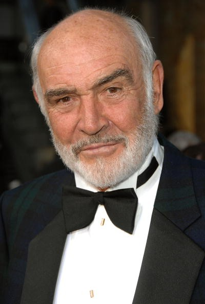 Actor Sean Connery arrives to the 35th AFI Life Achievement Award tribute to Al Pacino held at the Kodak Theatre on June 7, 2007 in Hollywood, California.