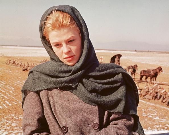 British actress Julie Christie as Lara Antipova in 'Doctor Zhivago', directed by David Lean, 1965.