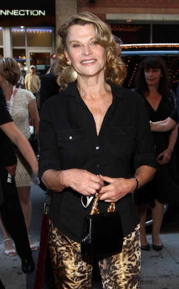 Actress Julie Christie arrives at the 'Glorious 39' screening during the 2009 Toronto International Film Festival held at the Visa Screening Room at the Elgin Theatre on September 14, 2009 in Toronto, Canada.