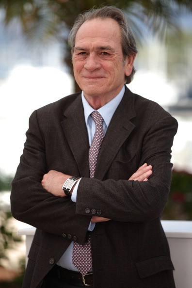 Actor Tommy Lee Jones attends 'The Homesman' photocall during the 67th Annual Cannes Film Festival on May 18, 2014 in Cannes, France