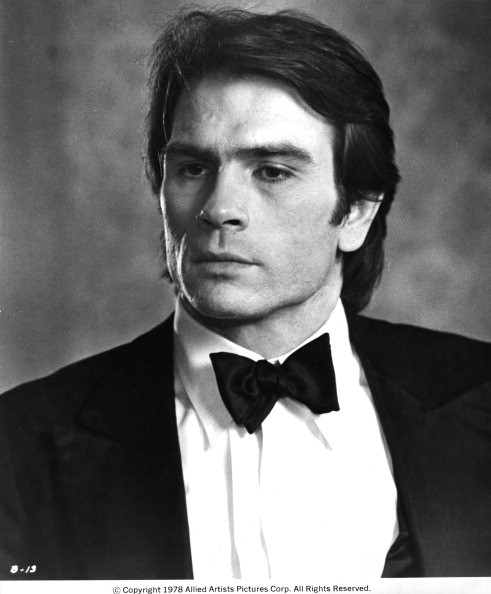 Actor Tommy Lee Jones poses for a portrait in circa 1978