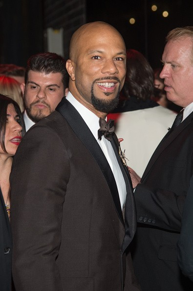 Caption:NEW YORK, NY - MAY 04: Rapper Common attends the 'China: Through The Looking Glass' Costume Institute Benefit Gala After Party on May 4, 2015 at The Standard Hotel in New York City. (Photo by Mark Sagliocco/Getty Images)