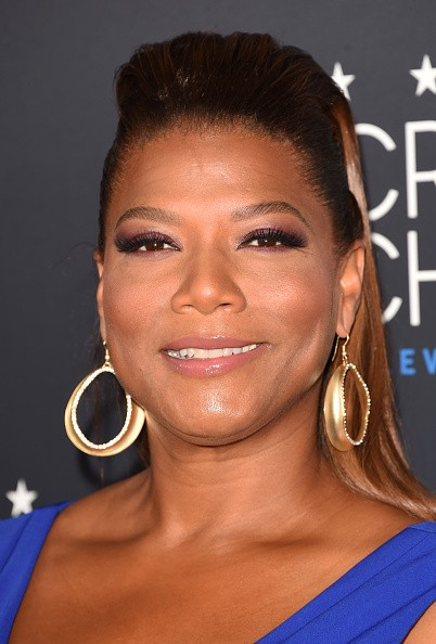 Caption:BEVERLY HILLS, CA - MAY 31: Actress Queen Latifah attends the 5th Annual Critics' Choice Television Awards at The Beverly Hilton Hotel on May 31, 2015 in Beverly Hills, California. (Photo by Jason Merritt/Getty Images)