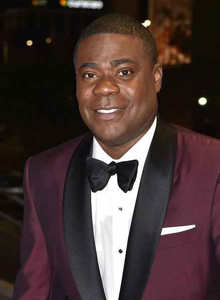 Caption:LOS ANGELES, CA - SEPTEMBER 20: Actor Tracy Morgan arrives at The 67th Annual Primetime Emmy Awards Governors Ball at the Los Angeles Convention Center on September 20, 2015 in Los Angeles, California. (Photo by Kevin Winter/Getty Images)