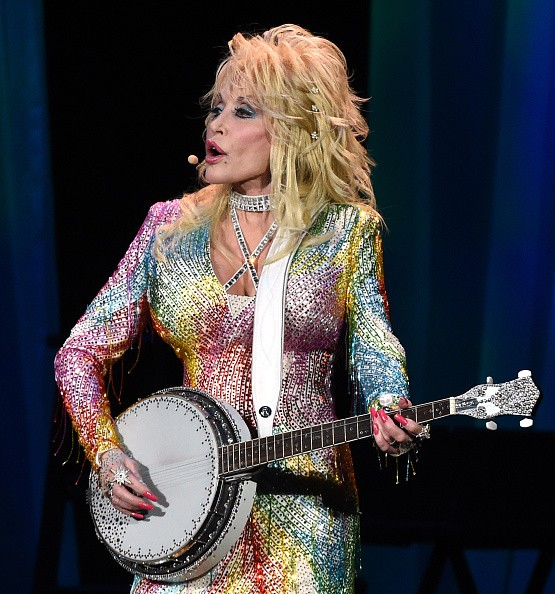 50 Facts About Dolly Parton: On Her First Afternoon In